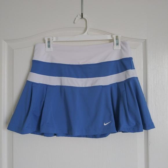 Nike Tennis Golf Skirt M Dri Fit Pleated
